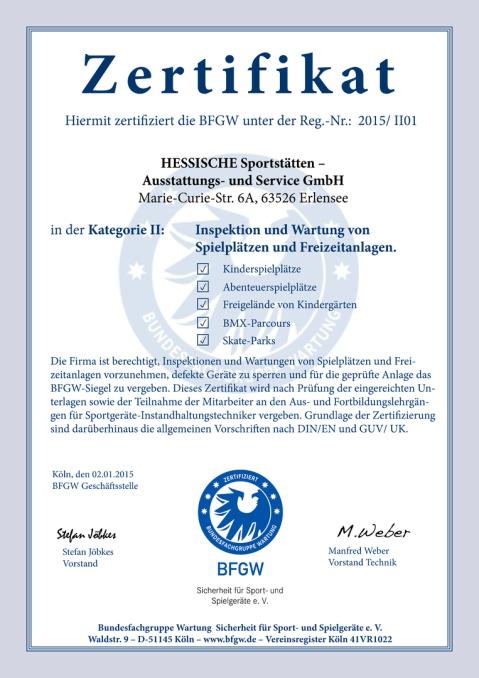 Wir sind BFGW-Partner